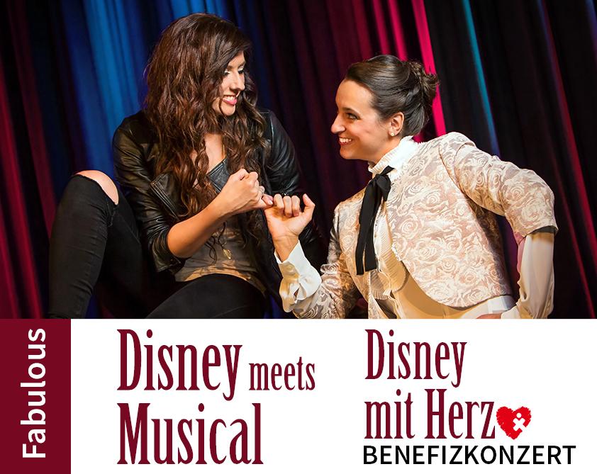 Fabulous – Disney mit Herz: Das Benefizkonzert 23.03.2019