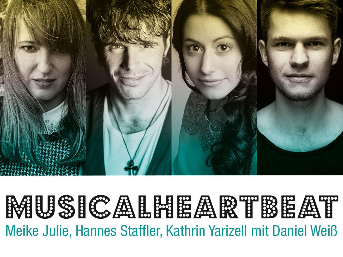 Musicalheartbeat - Special Guest Hannes Staffler 03.08.2021